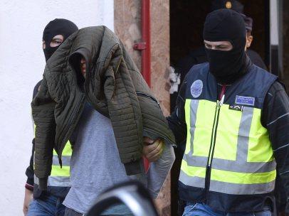Yihadista detenido en Valladolid