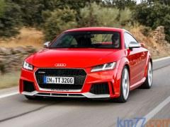 Audi TT RS, el más potente de la gama TT