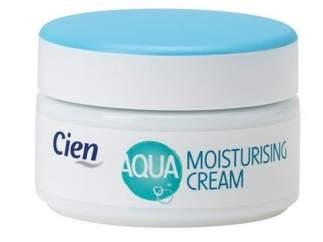 CIEN (LIDL) Aqua Crema Hidratante SPF 4