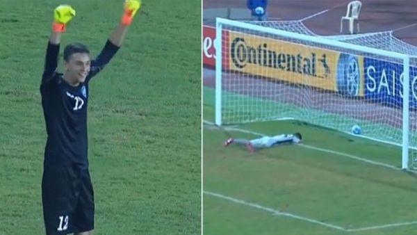 El gol más ridículo de la historia