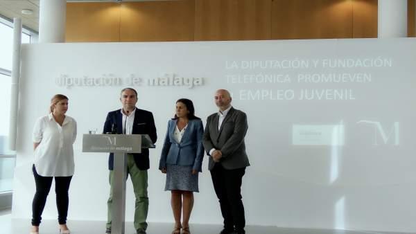 Un proyecto pionero en andaluc a permitir formar en for Guia telefonica malaga