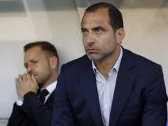 Esnaider, destituido como entrenador del Getafe
