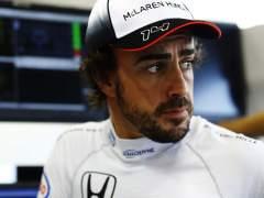 Alonso saldrá el último en Malasia