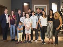 Resines vuelve a la televisión con 'iFamily'