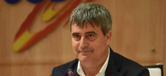 Miguel Cardenal, ex presidente del CSD