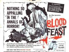 """Muere el director Herschell Gordon Lewis, """"el padrino del cine gore"""""""