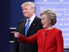 El primer debate entre Clinton y Trump, en nueve frases