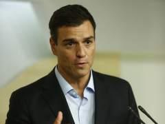"""Sánchez: """"Felipe González está en el bando de la abstención, me gustaría saber en cuál está Susana Díaz"""""""