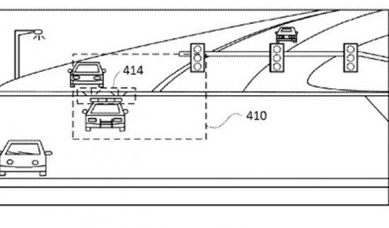 Sistema de detección de vehículos de emergencia de Google.