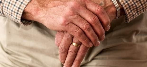 Anciano. Pensiones