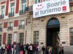 Madrid celebra el Día Mundial de Turismo con récord de visitantes