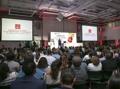 II Congreso de Gastronomía de Estrella Damm en Miami