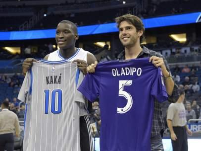 Oladipo y Kaká