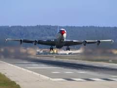 El Ejército del Aire jubila los Boeing 707 tras 30 años en servicio