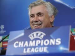 """Ancelotti: """"Me gusta el estilo de Simeone, se fatiga más que cuando era jugador"""""""