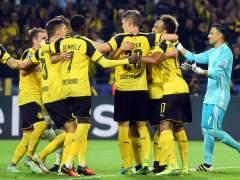 El Real Madrid deja escapar la victoria de Dortmund al final