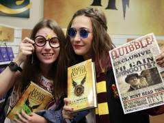 Harry Potter vuelve a las librerías españolas