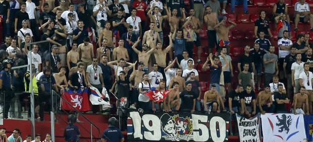 Ultras del Lyon