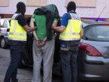 Detenidos cinco presuntos yihadistas