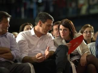 """Lastra, diputada y colaboradora de Sánchez: """"Los 'barones' deben disculparse ante la militancia"""""""
