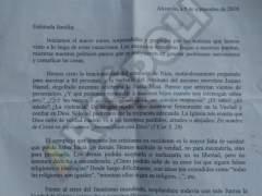 """El director de un colegio tilda la ley LGTB de """"fanatismo terrorista"""""""