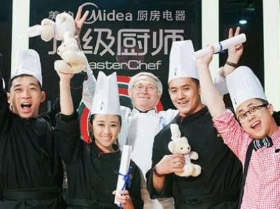 El 'Master Chef' chino