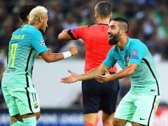 El Barça busca ganar en su adiós al grupo
