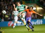 Silva en el Celtic - City