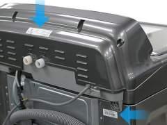 Lavadora de Samsung