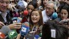 """Pérez: """"La única autoridad en el PSOE soy yo"""""""