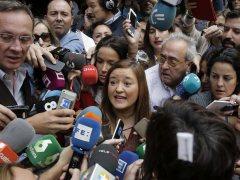 """Verónica Pérez:""""La única autoridad ahora mismo en el PSOE soy yo"""""""