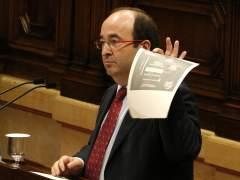 """Iceta pide a los independentistas """"colaborar"""" para un gobierno de cambio"""