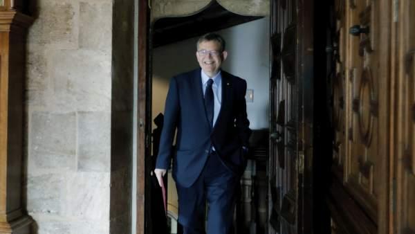 Ximo Puig pide un debate sereno en el PSOE