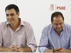 """Los partidarios de Sánchez se declaran Ejecutiva """"en funciones"""""""