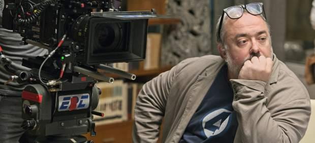 Álex de la Iglesia rueda una comedia negra con toques de Polanski y 'Black Mirror'