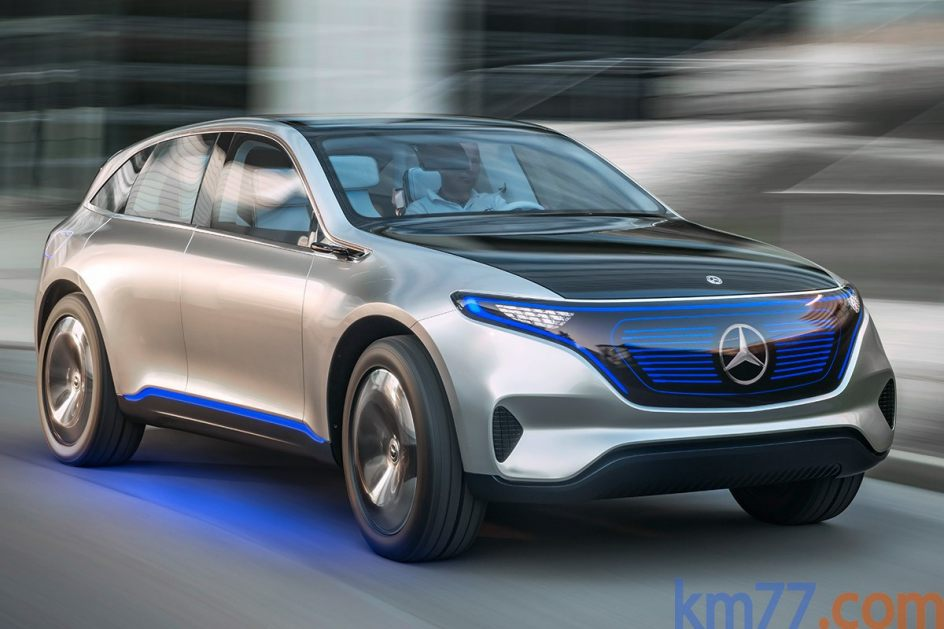 Mercedes-Benz Generation EQ. ElMercedes-Benz Generation EQ es el primer modelo de la gama eléctrica que quiere crear la marca alemana.