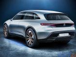 Aceleración del Mercedes-Benz Generation EQ
