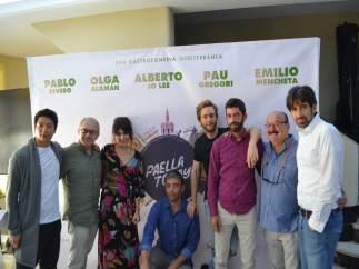 Presentación de la película 'Paella Today'