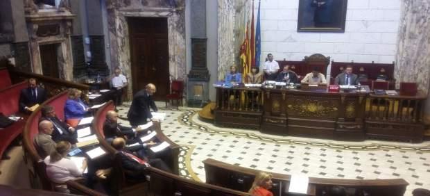 L'Ajuntament de València compensarà l'increment de l'IBI al xicotet comerç amb ajudes