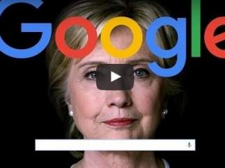 Hillary Clinton, en un vídeo de Youtube