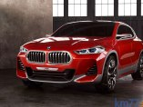 BMW CONCEPT X2 PROTOTIPO