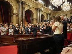 Carles Puigdemont sitúa el referéndum el 17 o 24 de septiembre