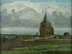 Recuperan dos Van Gogh robados en 2002