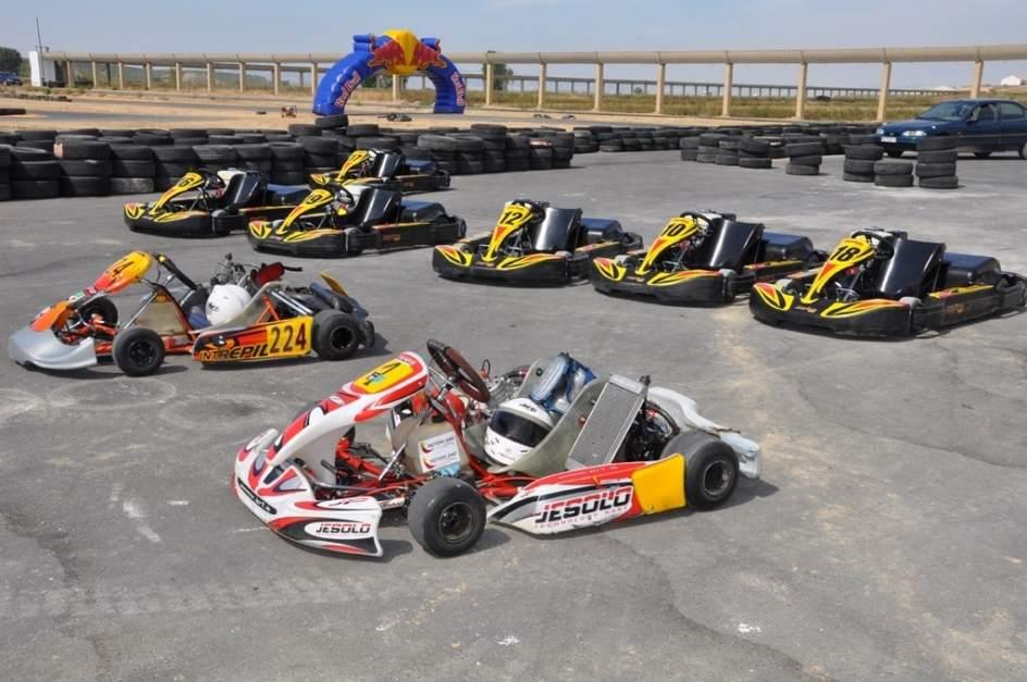 Circuito Karts Fernando Alonso : El circuito fernando alonso acoge este sábado i gran