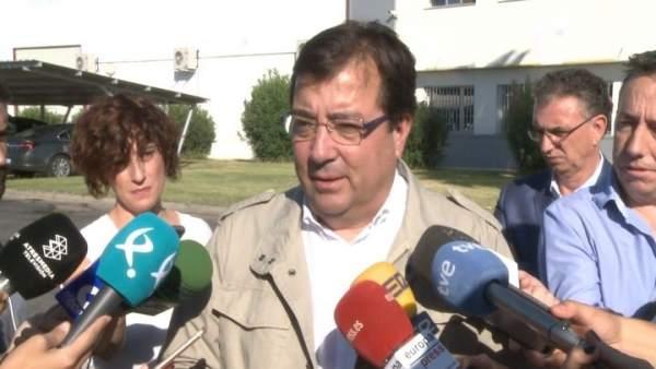 Presidente extremeño, Guillermo Fernández Vara