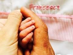 Nace Francesca, la cuarta hija del 'Cholo' Simeone