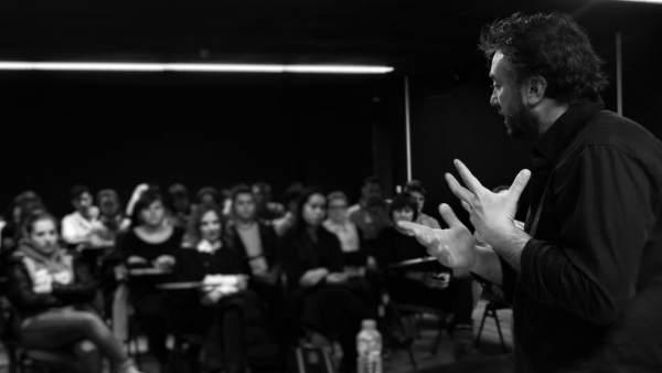 Curso de cine con Javier Cifrián