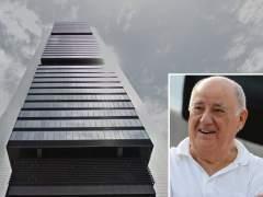 Amancio Ortega compra la Torre Cepsa por 500 millones