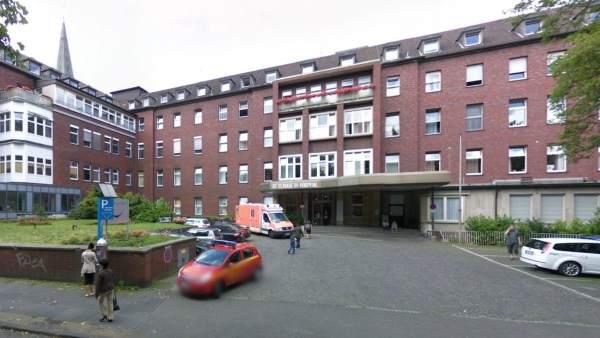 Hospital universitario de Bochum