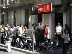 """Los miembros críticos de la Comisión de Garantías del PSOE dan por """"disuelta"""" la Ejecutiva"""